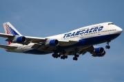 VP-BGX, Boeing 747-300, Transaero