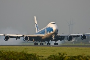 VP-BIG, Boeing 747-400ERF(SCD), AirBridgeCargo Airlines