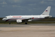 VP-BIT, Airbus A319-100, Rossiya Airlines