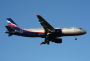 VP-BME, Airbus A320-200, Aeroflot