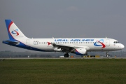 VP-BPV, Airbus A320-200, Ural Airlines