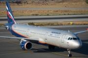 VP-BQR, Airbus A321-200, Aeroflot