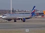VP-BQS, Airbus A321-200, Aeroflot