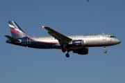 VP-BRX, Airbus A320-200, Aeroflot