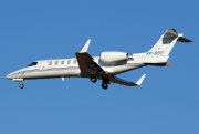 VP-BSF, Bombardier Learjet 45, Private