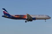 VP-BTL, Airbus A321-200, Aeroflot