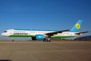 VP-BUI, Boeing 757-200, Uzbekistan Airways