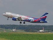 VP-BWD, Airbus A320-200, Aeroflot