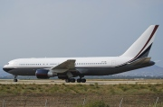 VP-CME, Boeing 767-200ER, Private
