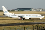 VP-CSK, Boeing 737-800/BBJ2, Private