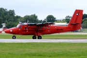 VP-FBL, De Havilland Canada DHC-6-300 Twin Otter, Private