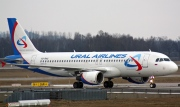 VQ-BAG, Airbus A320-200, Ural Airlines