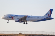 VQ-BCY, Airbus A320-200, Ural Airlines