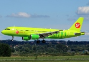 VQ-BDF, Airbus A320-200, S7 Siberia Airlines