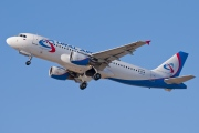 VQ-BDM, Airbus A320-200, Ural Airlines