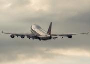 VQ-BHW, Boeing 747-400, Transaero