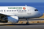 VQ-BMM, Airbus A319-100, Tatarstan Airlines