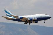 VQ-BMS, Boeing 747-SP, Las Vegas Sands