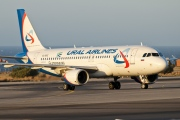 VQ-BRE, Airbus A320-200, Ural Airlines