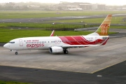 VT-AXU, Boeing 737-800, Air India Express