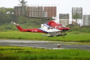 VT-AZL, Bell 412HP, Global Vectra Helicorp