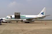 VT-BDH, Boeing 737-200AdvF, Blue Dart