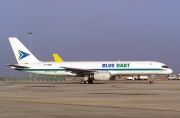 VT-BDM, Boeing 757-200SF, Blue Dart