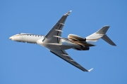 VT-DHA, Bombardier Global Express, Private