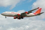VT-ESP, Boeing 747-400, Air India