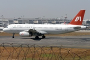VT-EYG, Airbus A320-200, Indian Airlines