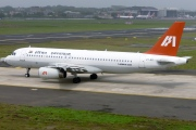 VT-EYI, Airbus A320-200, Indian Airlines
