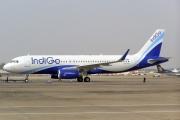 VT-IFH, Airbus A320-200, IndiGo