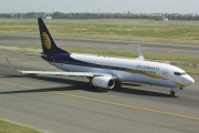 VT-JFG, Boeing 737-800, Jet Airways