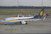 VT-JFJ, Boeing 737-800, Jet Airways