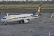 VT-JFK, Boeing 737-800, Jet Airways