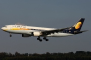 VT-JWG, Airbus A330-200, Jet Airways