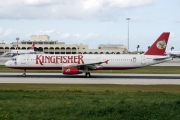 VT-KFS, Airbus A321-200, Kingfisher Airlines