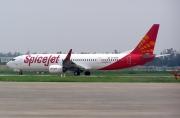 VT-SGW, Boeing 737-900ER, Spicejet