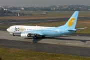 VT-SJF, Boeing 737-800, Jetlite