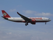 VT-VJL, Airbus A330-200, Kingfisher Airlines