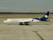 XA-ACK, Embraer ERJ 190-100LR (Embraer 190), Aeromexico Connect