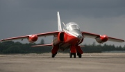 XR531, Folland Gnat T.1, Private