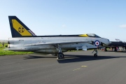 XR713, English Electric Lightning F.3, Royal Air Force