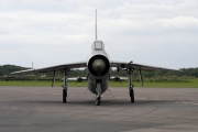 XS904, English Electric Lightning F6, Private