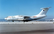 XT-FCB, Ilyushin Il-76-TD, Faso Airways