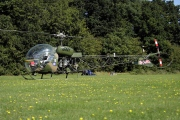 XT131, AgustaWestland Sioux AH.1, Army Air Corps (UK)