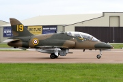 XX184, British Aerospace (Hawker Siddeley) Hawk T.1, Royal Air Force