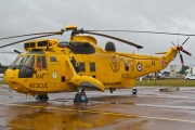 XZ592, Westland WS-61 Sea King HAR.3A, Royal Air Force