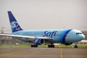 YA-AQS, Boeing 767-200, Safi Airways