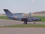 YH, Embraer EMB-121AA Xingu, French Air Force
